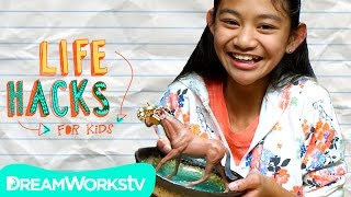 More Dollar Store Hacks | LIFE HACKS FOR KIDS