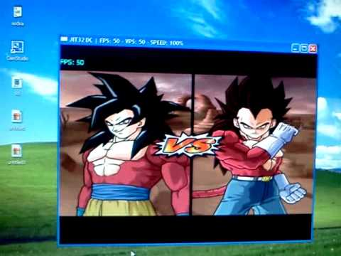Unlock all dragonball tenkaichi 3 on dolphin