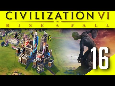 Civilization VI - Rise and Fall #16 : BroadWay