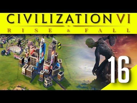 Civilization VI - Rise and Fall #16 : BroadWay