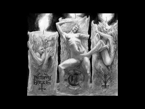 """Infernal Angels & Catechon & Ad Noctem Funeriis """"Italian Black Metal Assault (Split)"""" (2017)"""