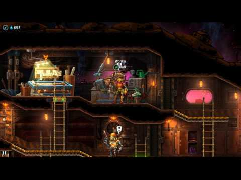 SteamWorld Heist The Outsider part1 |