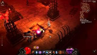 Diablo 3 - Inferno Magic Find, Gold Find, Champion and Elite Farm - Nephalem Valor