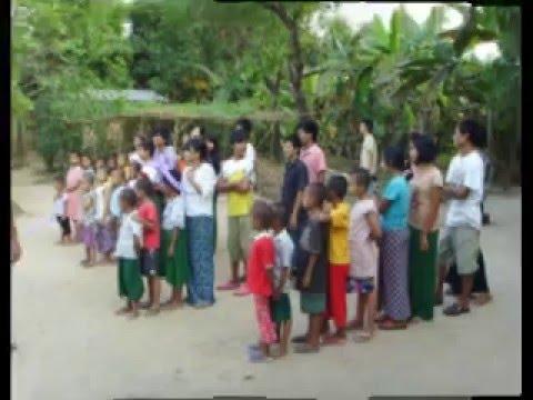 Myanmar 2011:..zoo, children's programme