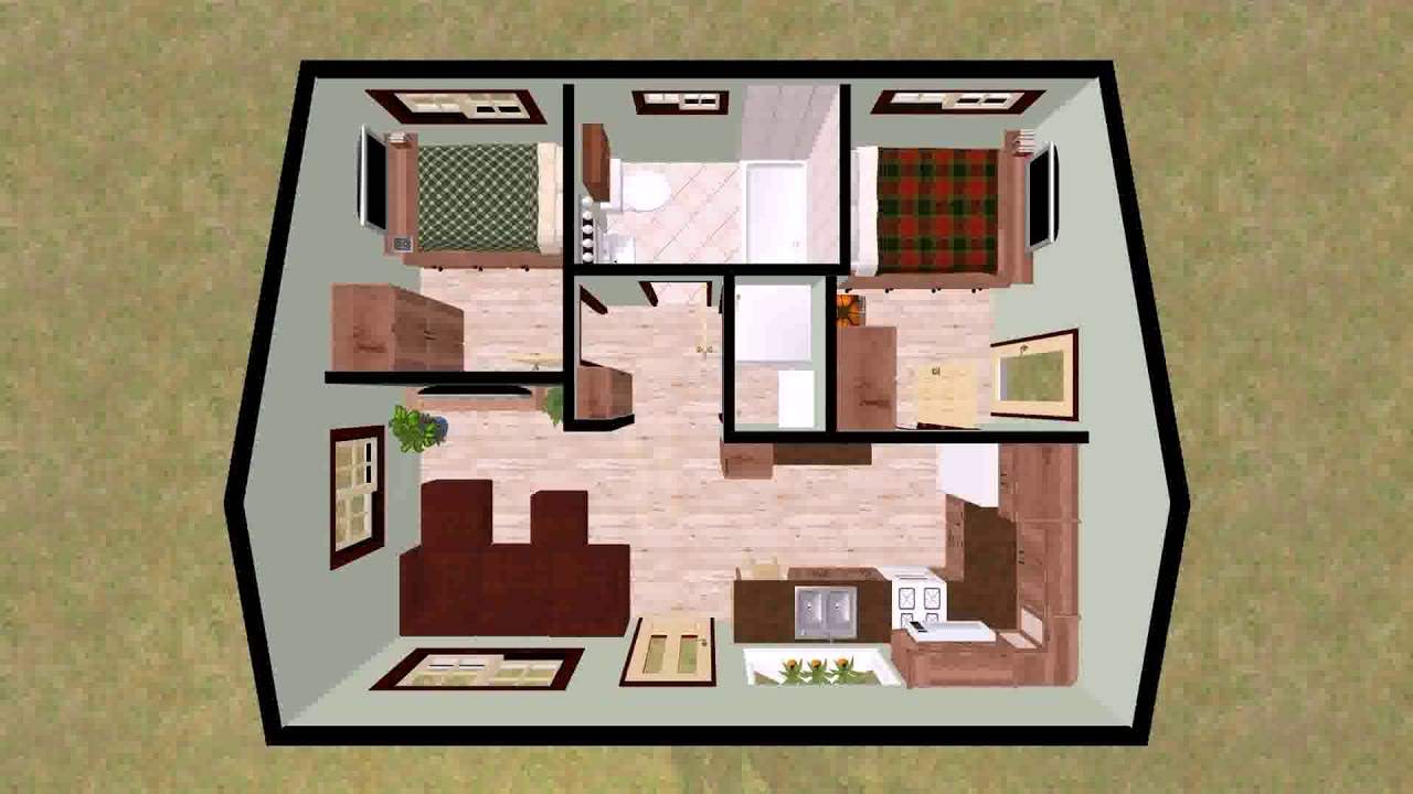 House Plans 2 Bedroom 2 Bath Ranch YouTube – House Plans 2 Bedroom 2 Bath Ranch