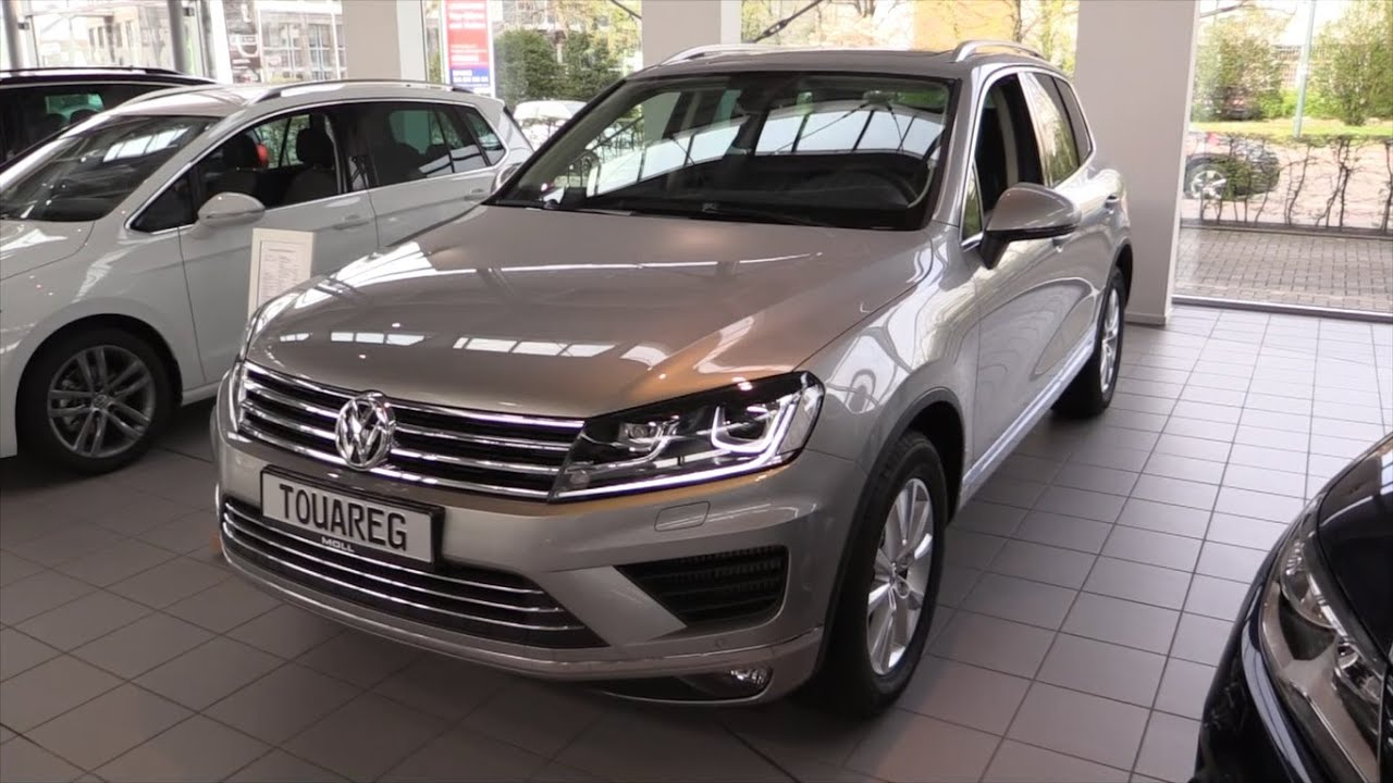 volkswagen touareg 2016 in depth review interior exterior youtube. Black Bedroom Furniture Sets. Home Design Ideas