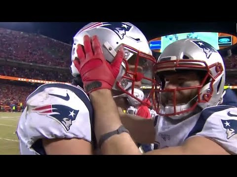Tom Brady Full Game Winning OT Drive vs. Chiefs | 2018 AFC C