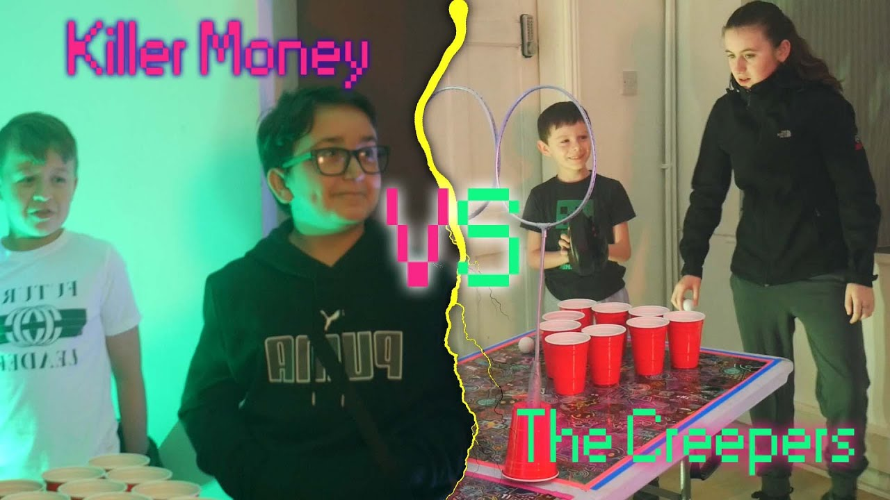 Quidditch Pong: Killer Money vs The Creepers [QP:R1]