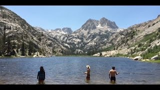 Best Camping in California : Eastern Sierra 2016