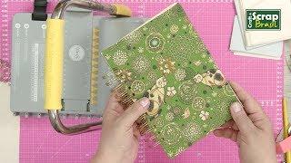 Caderno com espiral Wire-O