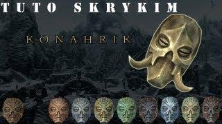 [TUTO] Skyrim | Comment obtenir le plus puissant masque du jeux : Konahrik