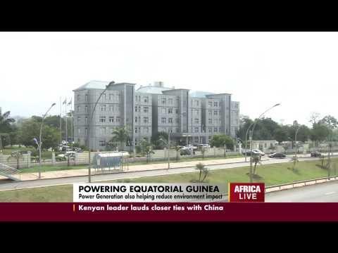 Powering Equtorial Guinea