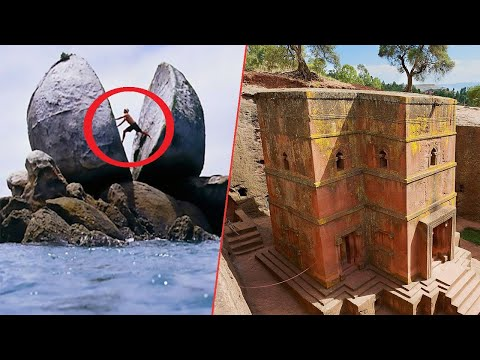 22 Most Mysterious Places On Earth