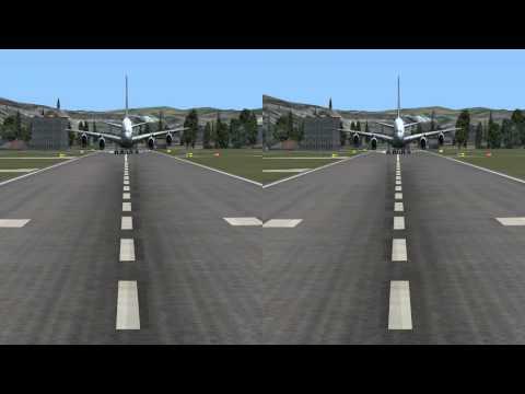 A380 3D Tribute Unused Clip