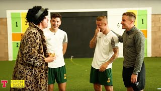 Heady Tennis | Celtic FC vs Open Goal FC w/ Tennent's Lager