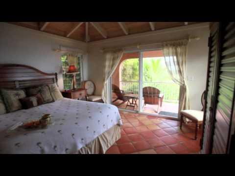 Villa Ventosa, Coral Bay St. John US Virgin Islands