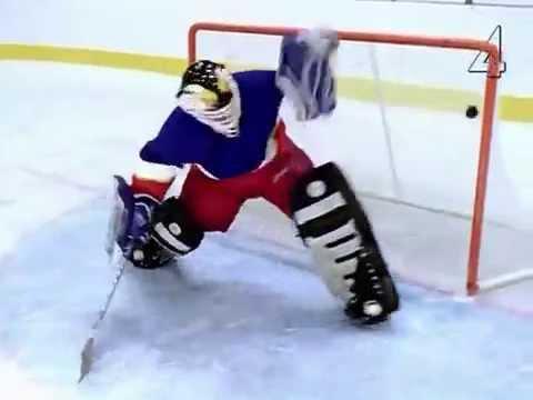 Фигурист мечты о хоккее