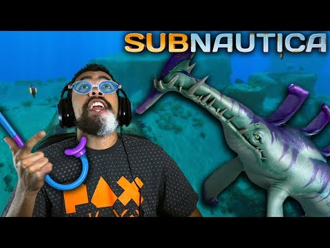 I REALLY HAVE NO BUSINESS BEING IN THE OCEAN!! | Subnautica | #1 [FULL RELEASE]