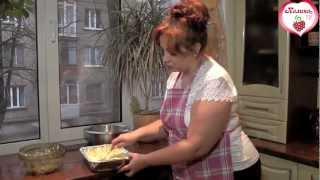 Видео рецепт творожного торта