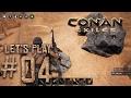 Conan Exiles ALPHA #04 - New Armor, Coal and Ironstone