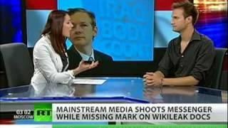 """Iraq Vet: """"WikiLeaks tells the truth"""""""