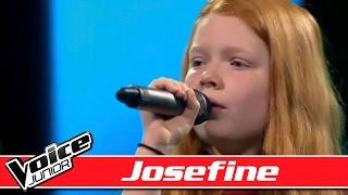 Josefine synger