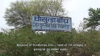 Rajasthan - District. Chittodgarh ( Samwad Yatra )