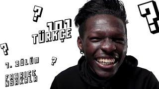 Türkçeye Giriş: 101 | Fabrice Nsakala #7