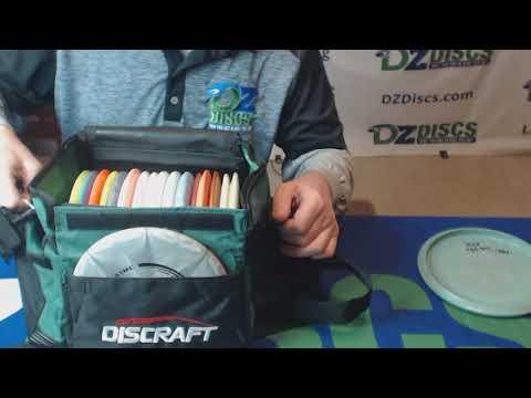 Discraft Tournament Disc Golf Bag Review