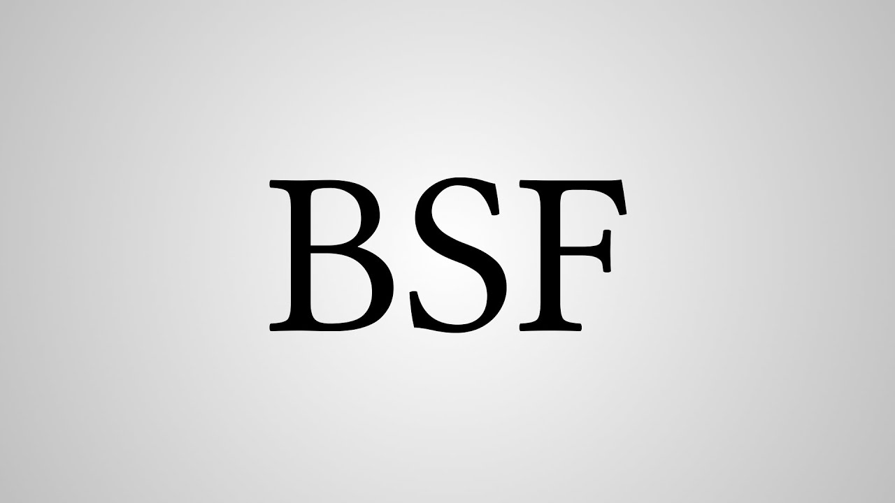 Bsf meaning in friendship