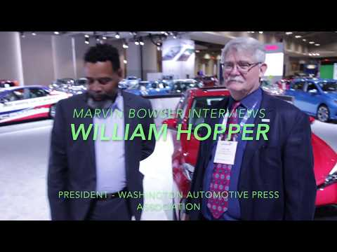 Interview with William Hopper  - Washington Automotive Press