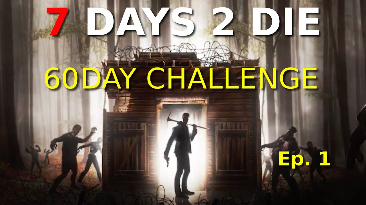 7 days to die ps4 60 day challenge ep 1 ps4 youtube for Cocinar en 7 days to die ps4