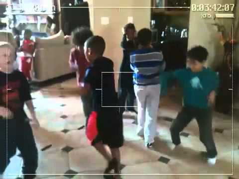 8 Year Old Boy Birthday Party