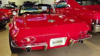 1964 Corvette 427 Convertible Custom #64 - 107874V Buy-A-Vette Atlanta GA