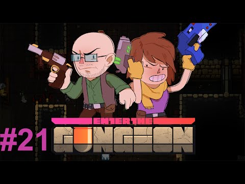 Enter the Gungeon Co-op with Northernlion [Episode 21]