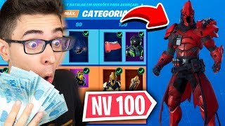 I RELEASED EVERYTHING! NEW SEASON 10 BATTLE PASS FROM FORTNITE!