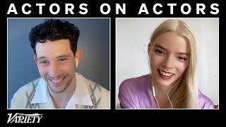Anya Taylor-Joy & Josh O'Connor on 'The Queen's Gambit' and Prince Charles | Actors on Actors