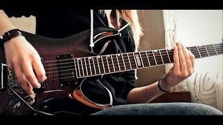 Tieflader - Explosiv guitar cover