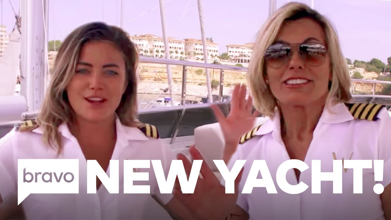 Tour Below Deck Mediterranean Season 5's Yacht, The Wellington | Bravo