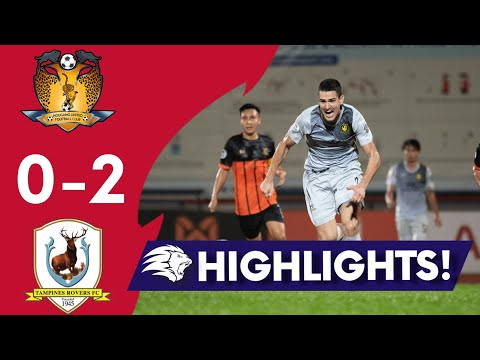 Hougang United Tampines Goals And Highlights