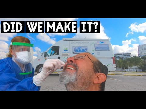 CRAZY 48 hour VAN LIFE dash for the Turkish Border