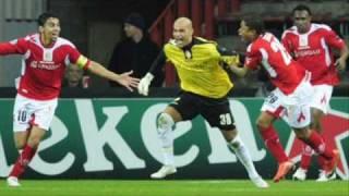 Sinan Bolat scoort tegen AZ in de 95e minuut | Peter Vandenbempt op Sporza Radio