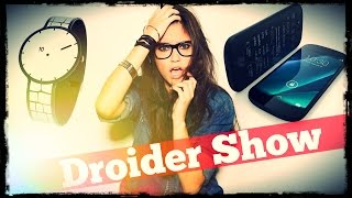 Droider Show #168: YotaPhone2 и война Apple и Антонова