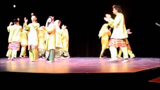 Joget Pahang - The Cultural Night 2012 by M@C