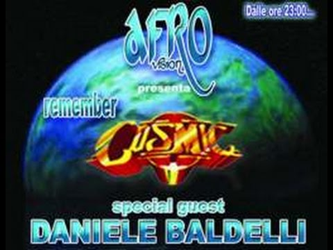Cosmic Station 0005 B Mix by Daniele Baldelli
