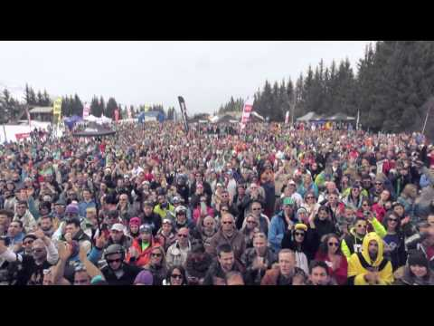 Best of Rock the Pistes 2015