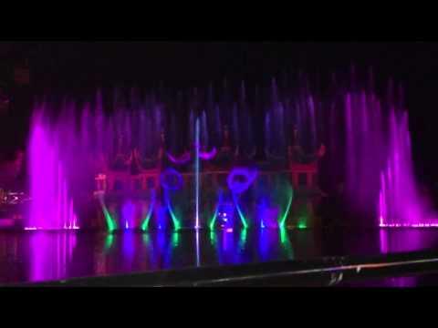 Musical Fountain @ Blue World Kanpur