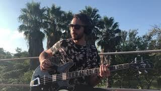 Lo/Hi - The Black Keys [Bass Cover] Video