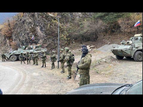 Поздно ночью! Миротворцев обстреляли – армяне окружены. Азербайджан лупит – новая бойня! Смели