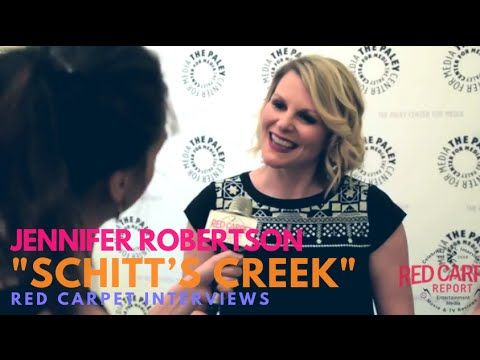 Jennifer Robertson at PaleyLIVE's An Evening with